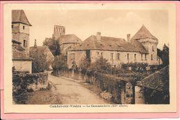 Condat Sur Vézère - La Commanderie (XIIe Siècle) - Francia