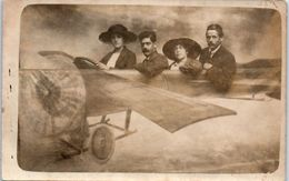 AVION - Carte Photo - NOGENT - Avions