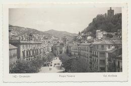 AK  Granada Plaza Nueva - Granada