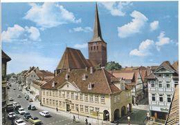 Uelzen - Rathaus Mit Kirche  -    **40259 - Uelzen