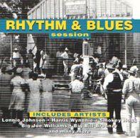 RHYTHM & BLUES SESSION - CD - Lonnie JOHNSON - John Lee HOOKER - Muddy WATERS - Roy BROWN - Wynonie HARRIS - Blues