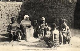 B 7012 - Afrique      Missions D'Afrique   Catéchisme  Aux Vieilles - Afrique Du Sud