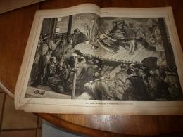 1882 JdV : Spectacle à Yokohama (Japon,Japan); Chasse Au Tigre En Indochine; La Seine Et Marne (descriptif); Etc - 1850 - 1899