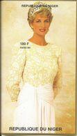NIGER H/B  DIANA  MNH  ** - Níger (1960-...)