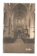 Cp , 85 , Les SABLES D'OLONNE , Intérieur De L'église Notre Dame De Bon Secours, Ed. Bergevin , N° 4388 , Vierge - Sables D'Olonne