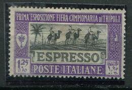 Tripolitaine *  - Express N° 1 (*) - Tripolitania