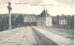 (58) Nièvre - CPA - Le Morvan Illustré -   Les Settons - Vue Prise Sur La Digue - Unclassified
