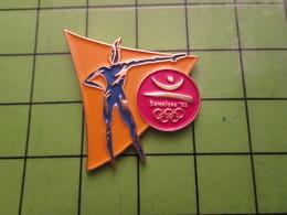 718b Pin's Pins / Beau Et Rare : Thème JEUX OLYMPIQUES / SERIE RARE ET PEU VUE BARCELONE 1992 TIR AU PISTOLET - Olympic Games