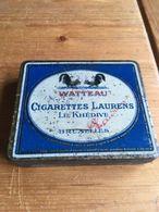 Boite à Cigarettes ED. Laurens « Le Khédive » Bruxelles. - Around Cigarettes