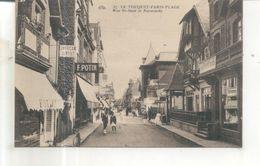 37. Le Touquet Paris Plage, Rue Saint Jean Et Normandy - Le Touquet