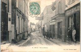 17 - MATHA --  Rue De Cognac - Matha