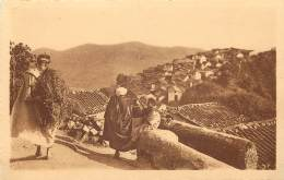 Collection R. PROUHO à HUSSEIN-DEY - AFRIQUE - AMOKRANE (MAROC) - L'entrée Du Village De Taourirt - Postcards
