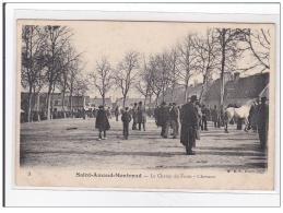 SAINT-AMAND-MONTROND : Rue D'austerlitz - Tres Bon Etat - Autres Communes