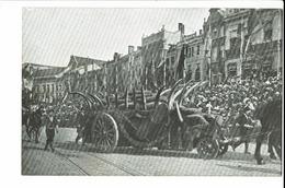 Carte Postale -Belgique -  Antwerpen- Cortège Colonial Le 6/6/1909 - S1284 - Antwerpen