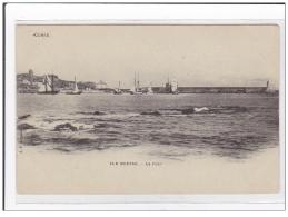ILE-ROUSSE : Le Port -tres Bon Etat - France