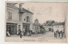 MORSANG Sur ORGE - Grande Rue - Café - Boulangerie - Morsang Sur Orge