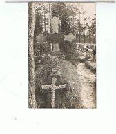 POLOGNE -    CIMETIERE TOMBE ERNST  ULRICH REG 34   CARTE  PHOTO   TBE - Poland