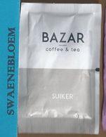Suikerzakje.- 1 X Sachet De Sucre. BAZAR. Coffee & Tea. SUIKER. . - Sugars