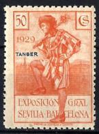 Tanger Nº 44 En Nuevo - Spanish Morocco