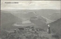 Burden  Promontoire  (Bierdenerhals) Vers 1910 (Vue Très Rare,2scans) - Cartes Postales