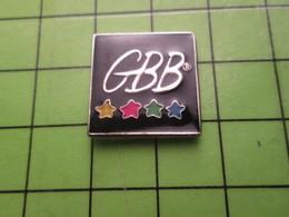 718b Pin's Pins / Beau Et Rare : Thème MARQUES / GBB ETOILES DE COULEUR - Trademarks