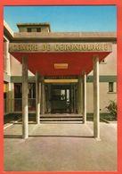 83 - NANS LES PINS - CENTRE DE GÉRONTOLOGIE - L'ENTRÉE - Nans-les-Pins