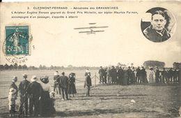 AERODROME DES GRAVANCHES .GD PRIX MICHELIN - Clermont Ferrand