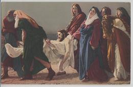 Locarno - Madonna Del Sasso Sepoltura Di Gesu, Di A. Ciseri - TI Tessin
