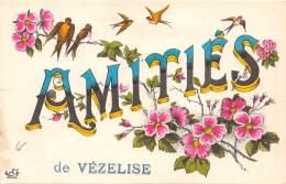 54 - MEURTHE ET MOSELLE / Vezelise - 546993 - Carte Fantaisie - Léger Défaut - Vezelise