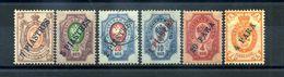 LOTTO RUSSIA LEVANTE 6v. - Turkish Empire