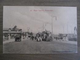 Tarjeta Postal Postcard - Uruguaya Uruguay Montevideo - Tramway - Playa Capurro - 343 - Uruguay