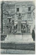 LEUVEN - Statue De Remy - Verstuurd 1909 - Leuven