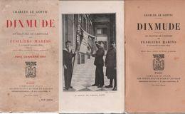 Oct. Nov. 1914. Les Fusiliers-marins Français Au Combat à Dixmude (3 Scannes) - 1914-18