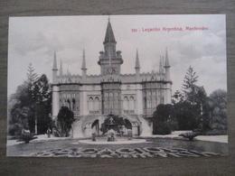 Tarjeta Postal Postcard - Uruguaya Uruguay Montevideo - Legacion Argentina - 324 - Uruguay