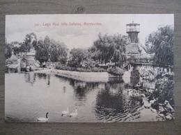 Tarjeta Postal Postcard - Uruguaya Uruguay Montevideo - Lago Azul Dolores - 338 - Uruguay