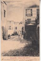 Zuccarello-Piazza XX Settembre-Viaggiata Il 1902 X Piacenza-Originale E Integra100%an - Savona