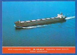 Schiffe; Helga Oldendorff; 3 Maj, Rijeka Jugoslavija - Steamers