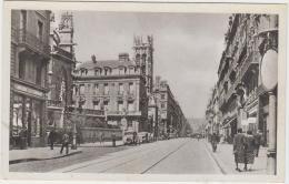 ROUEN RUE JEANNE D'ARC L'ABSIDE DE L'EGLISE 1945 - Rouen
