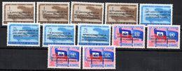 Serie Nº A-1016/57 Haiti - Haití