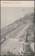 Bajada A La Estación, Tarragona, Catalunya, C.1910 - Thomas Tarjeta Postal - Tarragona