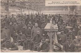 CPA 1915 / Première Armée / Dépôt Convalescents Et éclopés / 25 Besançon Doubs / Hôpital Temporaire ? - 1914-18