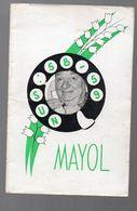 Paris : Programme MAYOL : NUS 58-59 (CAT 1111) - Programs