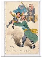 """POLITIQUE : BOBB - """"""""""""""""allons, Embrassez-vous Et Que ça Finisse""""""""""""""""(guerre Russo-japonaise - Russie - Nicolas II)très Bo - Satiriques"""