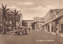 Vallecrosia-Im-Un Giardino Con Porticato-Vg 14.1956 -Originale E Integra100%an - Imperia