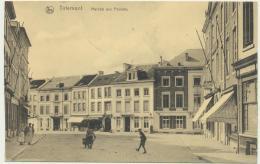 Tienen - Tirlemont Marché Aux Poulets Feldpost 1918 - Tienen