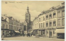 Tienen - Tirlemont Rue Neuve Feldpost 1918 - Tienen