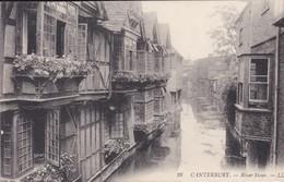 ANGLETERRE---CANTERBURY--river Stour---voir  2 Scans - Canterbury