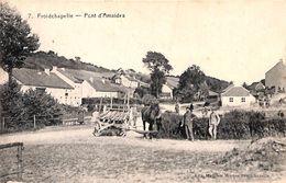 Froidchapelle - Pont D'Amaides (animée, Attelage Cheval, Edit Mathieu Wérion, Desaix) - Froidchapelle