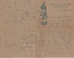 Lettre à Un Soldat 1918 / YMCA / Les Foyers Du Soldat - 1914-18