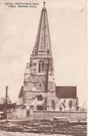 COUCY LA VILLE L'Eglise 345H - Autres Communes